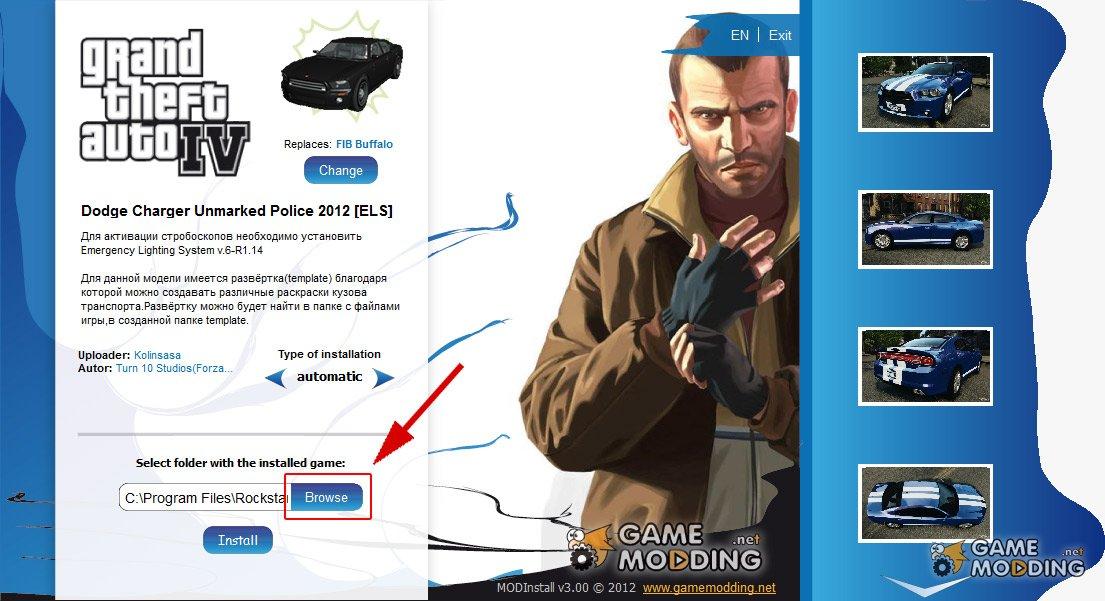 Description of automatic mod installers » GameModding net